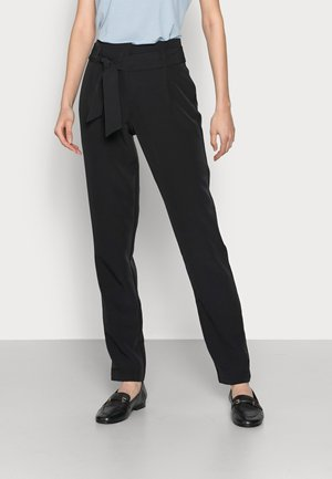 ONLCAROLINA MAIA PANT  - Trousers - black