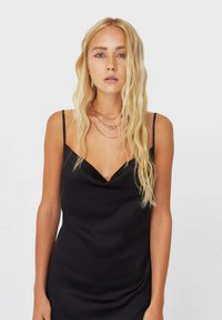 Stradivarius - Day dress - black - 3