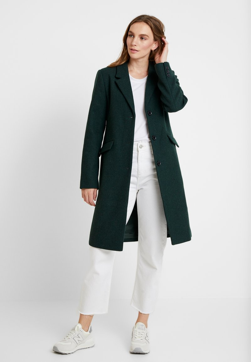 Modström - PAMELA COAT - Kåpe / frakk - empire green