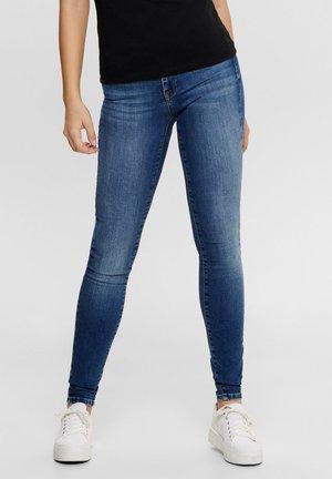 ONLSHAPE REG - Jeans Skinny Fit - dark blue denim