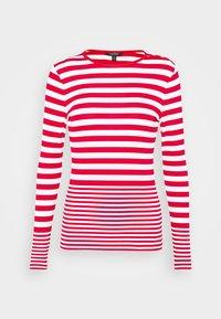 Lauren Ralph Lauren - Long sleeved top - white/lipstick red - 4