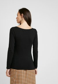 Anna Field - Topper langermet - black - 2