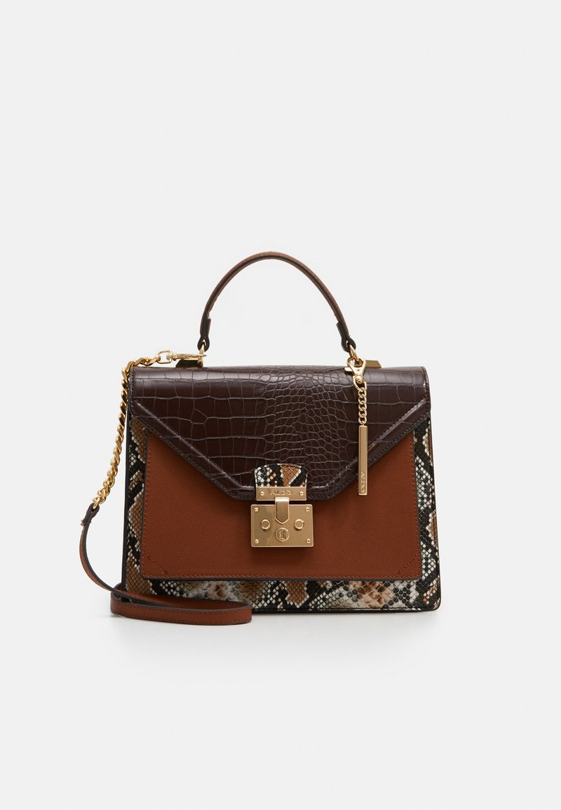 ALDO - CLAIRLEA - Handbag - other brown
