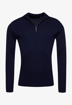 Pullover - carbon navy