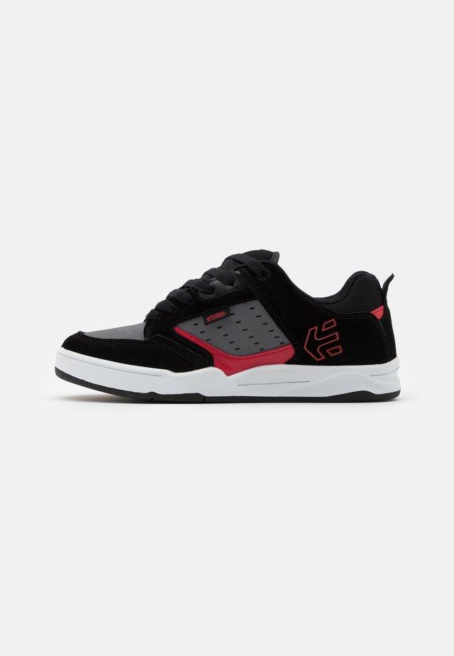 CARTEL - Chaussures de skate - black/grey