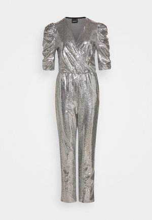 LOIS EXCLUSIVE - Jumpsuit - silver