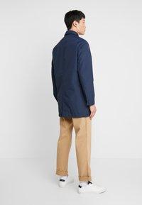 Casual Friday - OUTERWEAR JOSEF - Cappotto classico - navy blazer - 2