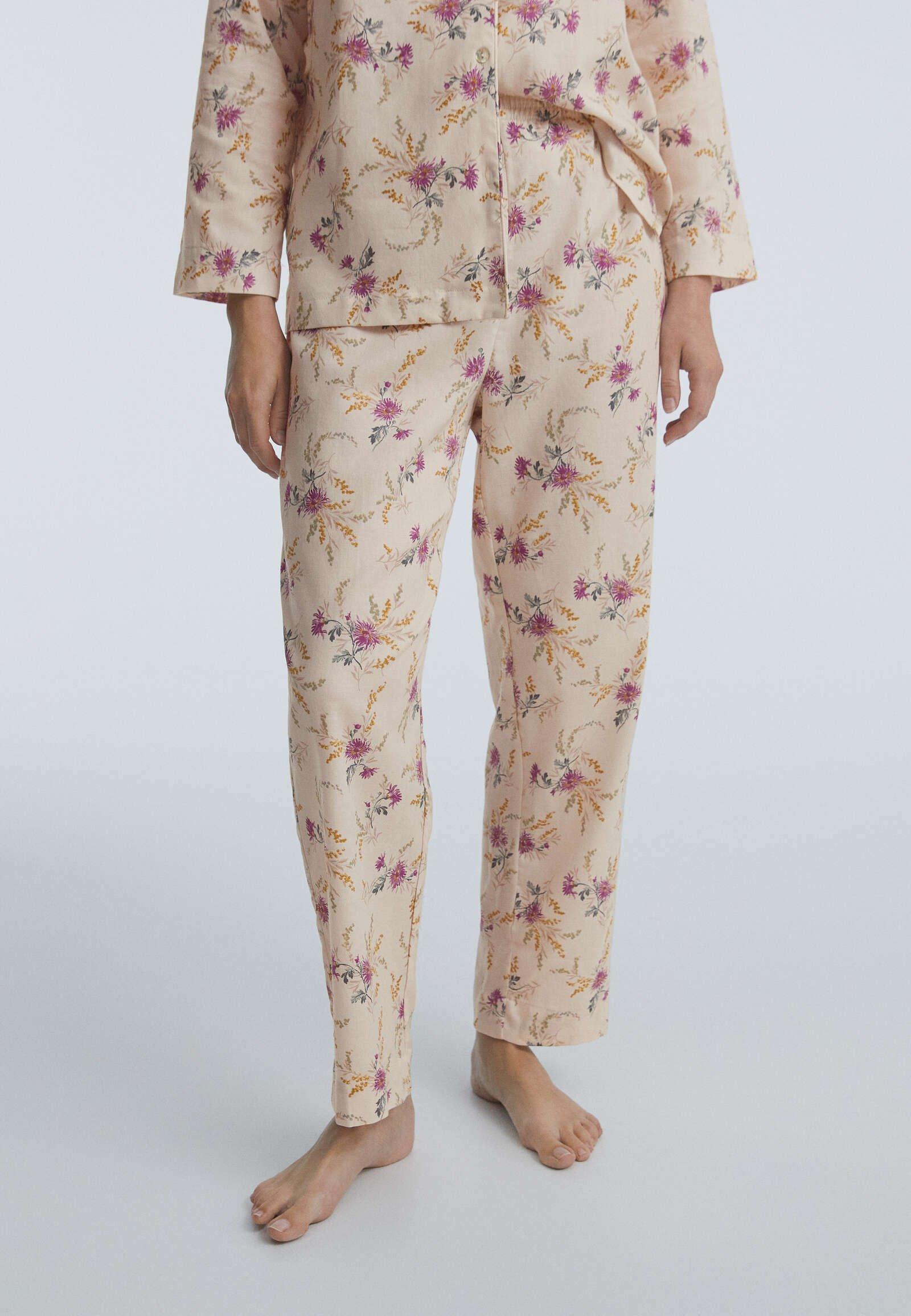 Donna MIT BLÜMCHEN  - Pantaloni del pigiama