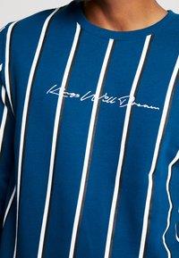 Kings Will Dream - VERTICAL STRIPE - Sweatshirt - sailor blue - 4