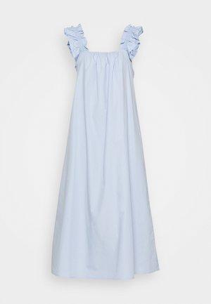 GILL DRESS - Denní šaty - brunnera blue