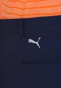 Puma Golf - TAILORED JACKPOT PANT - Kalhoty - peacoat - 4