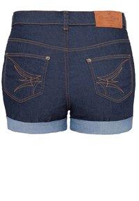 Queen Kerosin - Denim shorts - dunkelblau - 1
