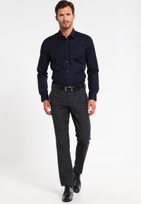 HUGO - ELISHA EXTRA SLIM FIT - Formal shirt - open blue - 1
