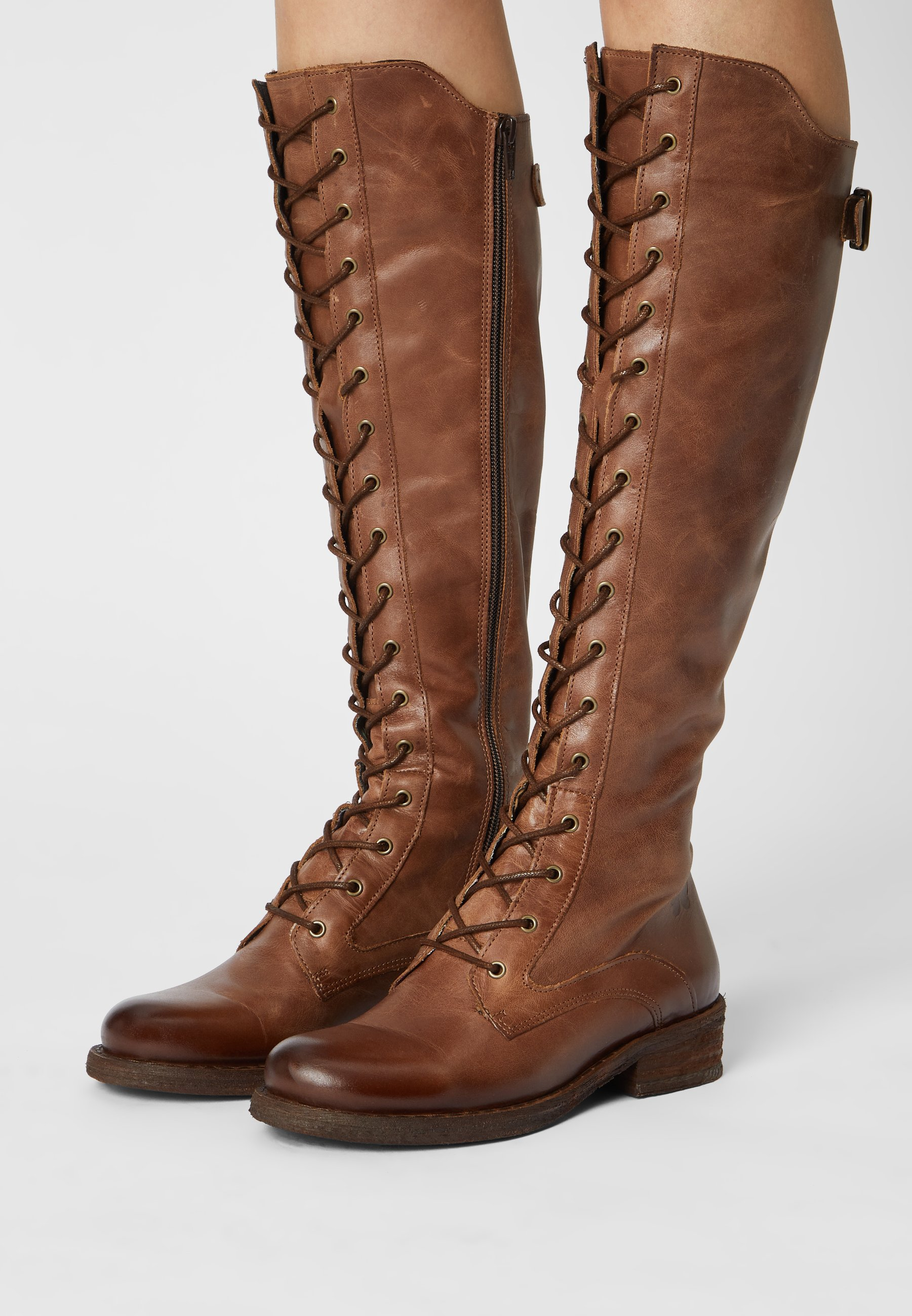 Women HARDY - Lace-up boots