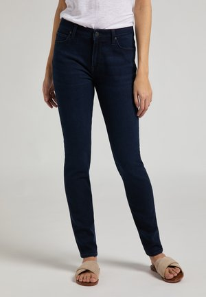 ELLY - Slim fit jeans - washed cowes
