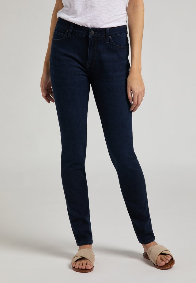 ELLY - Jeans slim fit - washed cowes