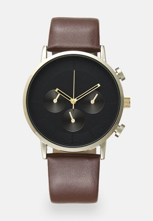 Horloge - dark brown