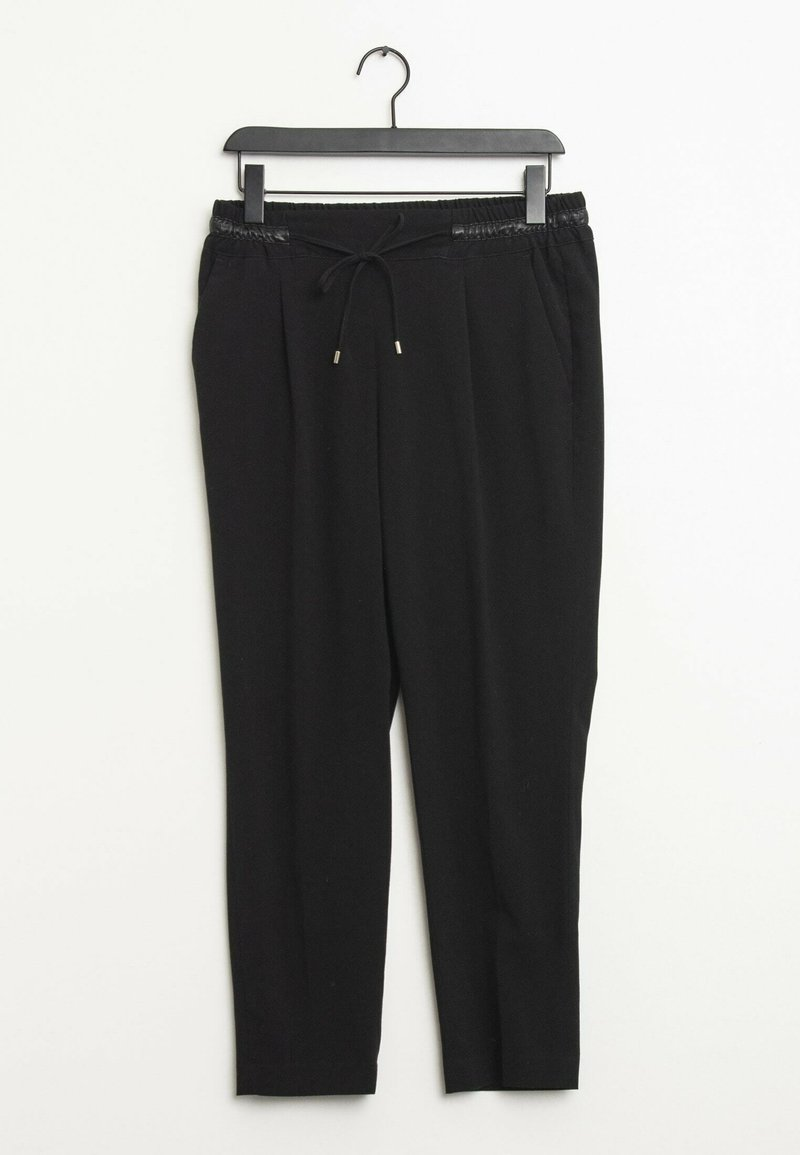 Opus - Tracksuit bottoms - black