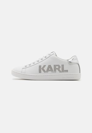 KUPSOLE PUNKT LOGO  - Trainers - white/silver