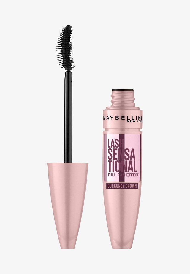 LASH SENSATIONAL MASCARA - Mascara - 06 burgundy brown