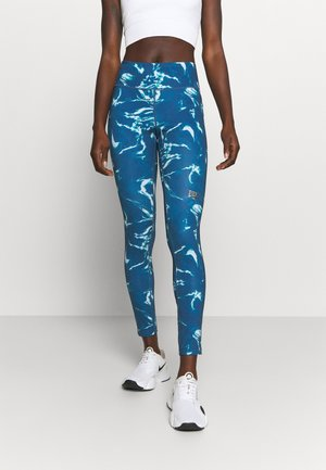 WOMEN AGATE - Legging - blue