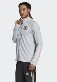 adidas Performance - DEUTSCHLAND DFB TRAINING JACKE - Article de supporter - clear grey - 3