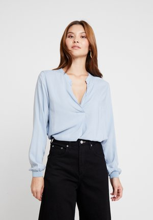 TONNIE - Bluse - dusty blue