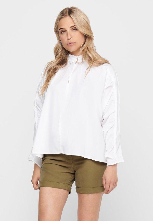 ONLY Bluzka - white/biały FCSQ