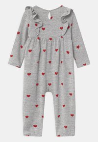 GAP - Overal - grey/red - 1