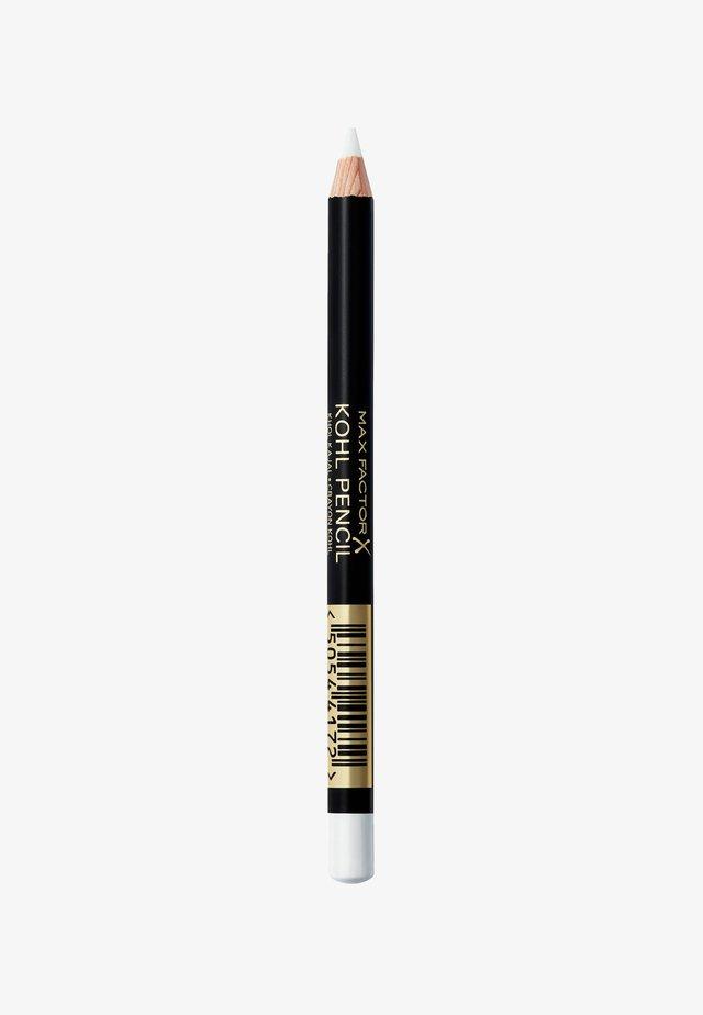 KOHL KAJAL - Eyeliner - 10 white