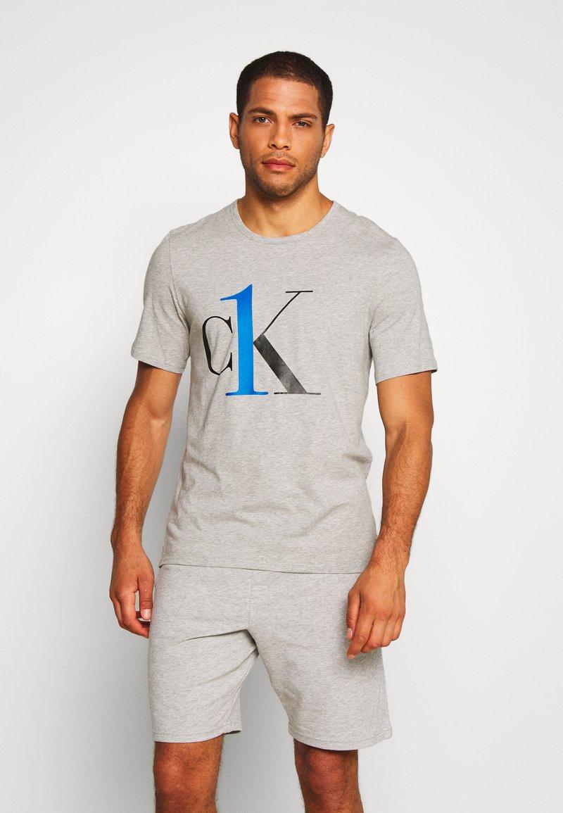 Calvin Klein Underwear - CREW NECK   - Pyjamashirt - grey