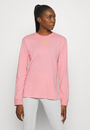 ESMUND - Long sleeved top - misty rose