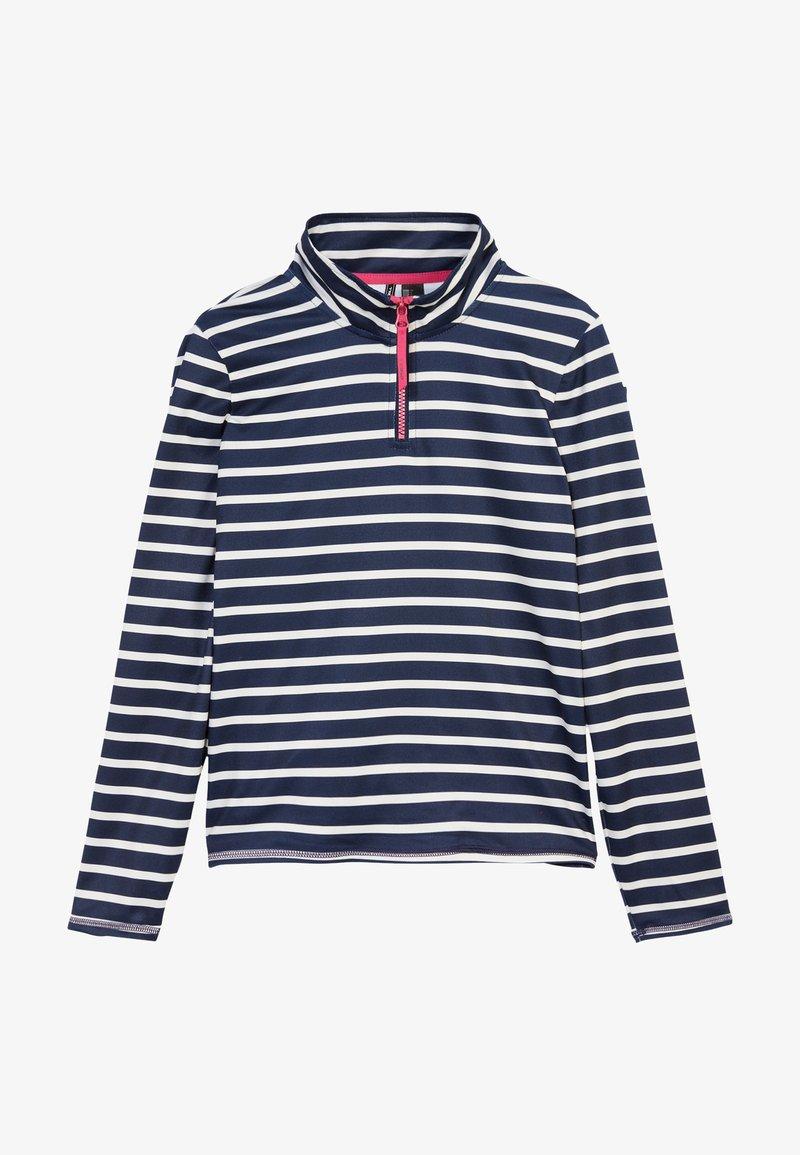 O'Neill - Fleece jumper - blue aop w/ white