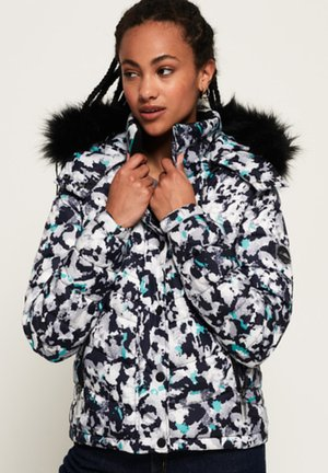 3 IN 1 JACKET - Light jacket - grauer print