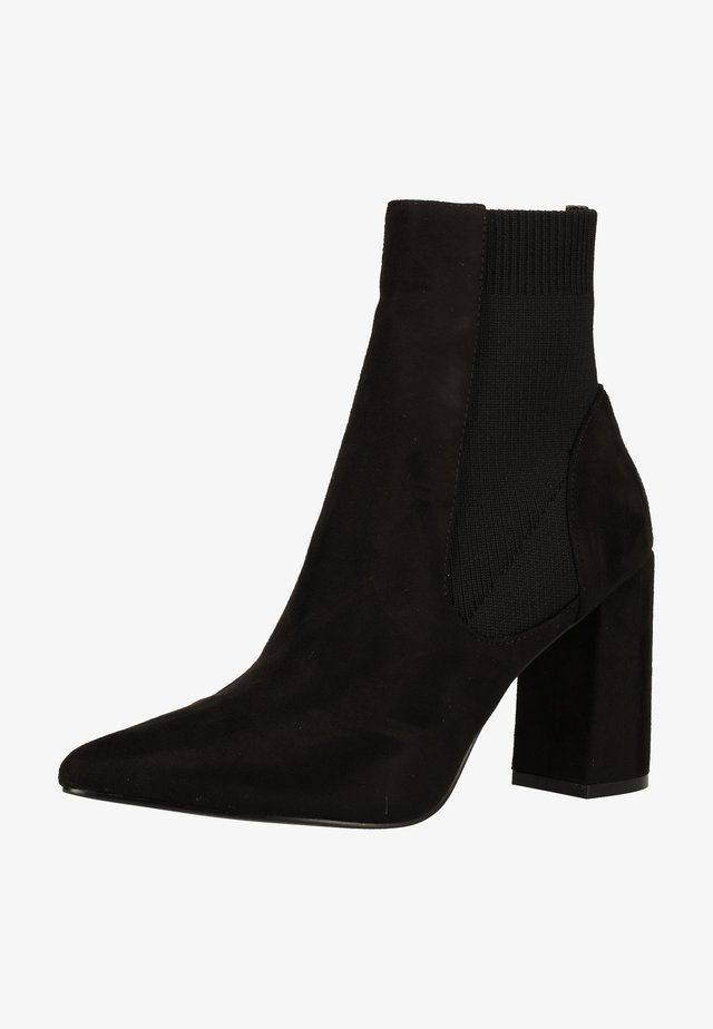 Ankle boots - black 001