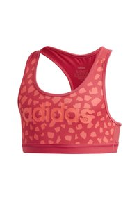 adidas Performance - SPORTS BRA TOP - Sport BH - pink - 0