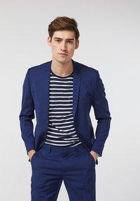 WE Fashion - DALI - Kavaj - blue - 0