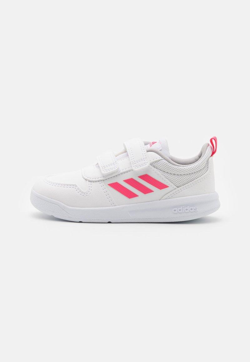 adidas Performance - TENSAUR UNISEX - Træningssko - footwear white/real pink