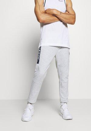 JJIWILL JJSEEN PANT - Teplákové kalhoty - light grey melange