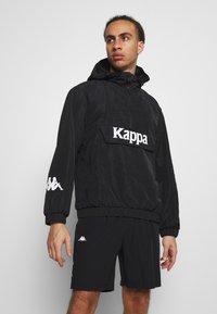 Kappa - ISSAC - Chaqueta de entrenamiento - caviar - 0