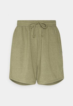 LIFESTYLE ON YA BIKE SHORT - Pantalón corto de deporte - oregano marle