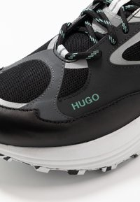 HUGO - HORIZON RUNN - Zapatillas - black - 2