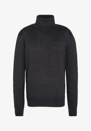 Strickpullover - heather anthracite