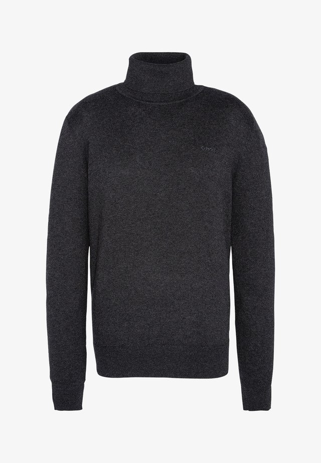 Sweter - heather anthracite