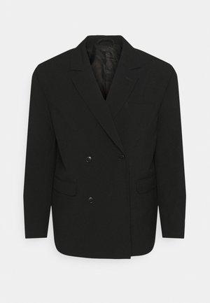 PETTER OVERSIZED SUIT JACKET - Suit jacket - black