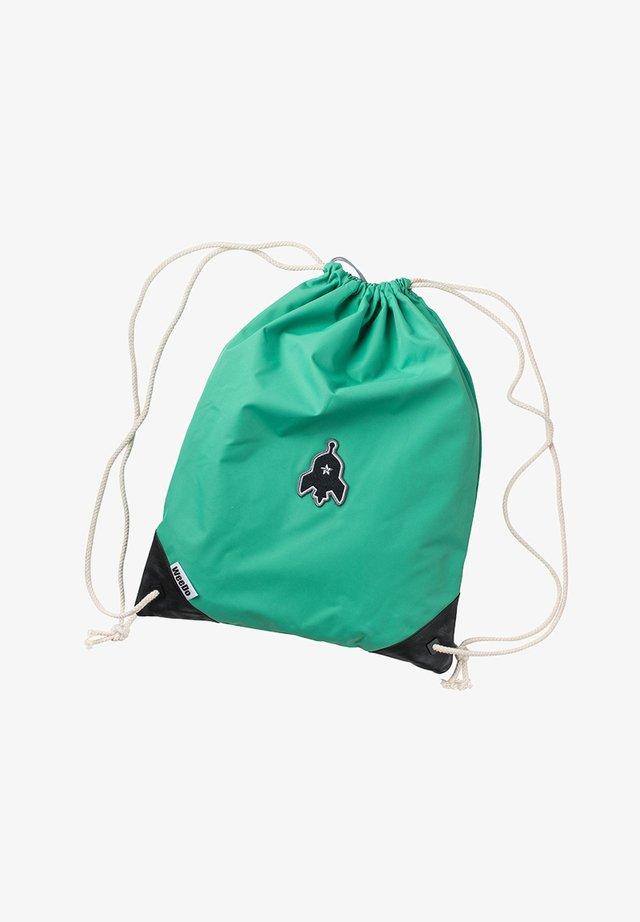 MONDO - Drawstring sports bag - monster green