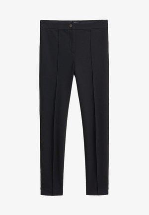 LIMA - Trousers - black