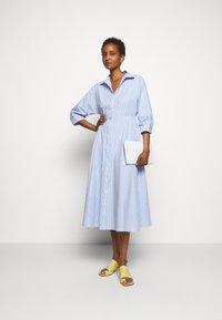 MAX&Co. - CARLO - Shirt dress - light blue - 1