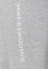 Nike Sportswear - Legging - grey heather/white - 6