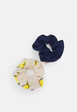 SCRUNCHIE 2 PACK - Hair styling accessory - multi color
